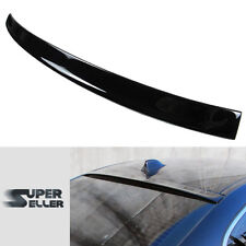 Painted BMW Saloon F10 528i 520i Rear Roof Spoiler 3D Type #475 Black Sapphire