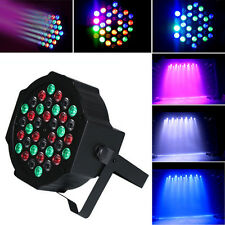 36W 36 LED RGB PAR DJ Stage DMX Lighting For Disco Party Wedding Uplighting