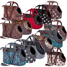 HOBBYDOG BAG Transporttasche für Hunde Katzen Tragetasche Transport Tasche