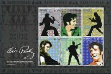 Grenada Grenadinen 2008 Elvis Presley Sänger Musik Music 4403-4408 MNH