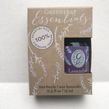 "Greenleaf Essential Oil - ""Lavender"" - 0.5 Fl. Oz."