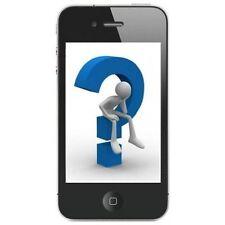 SUPER VELOCE iPhone 6S + 6S 6 + 6 5S 5C 5 4S 4 3GS 3G vettore SIM rete di controllo Blocca