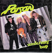 """POISON Swamp Juice & Unskinny Bop 3 track EP PICTURE SLEEVE 7"""" 45 rpm record"""