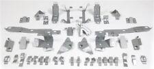 67-68 Mustang Fastback Body Shell Brace Support Bracket Set - 42 pcs Golden Star
