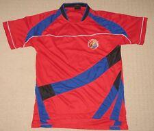 Federacion Costarricense De Futbol Coasta Rica Football Soccer Jersey Medium