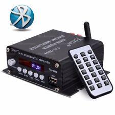 Kinter Ta-2024 Usb Mp3 HiFi Audio Aux Bluetooth Class-D Digital Amplifier 2x 20W