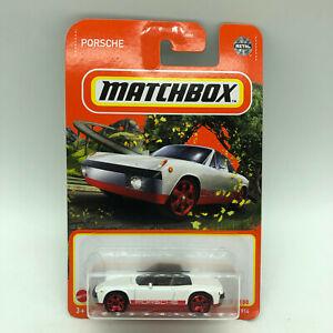 Matchbox 1971 Porsche 914 - 74/100 - Free Post