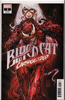 BLACK CAT #2 (1ST PRINT)(CARNAGE-IZED VARIANT) COMIC BOOK ~ Marvel Comics