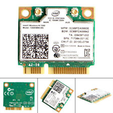 Intel Wireless-N 7260HMW BN Half Mini PCIe PCI-Express WLAN WIFI Card Modul NEW