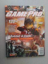 **NICE w/INSERTS ATTACHED!!! Gamepro Magazine # 182 November 2003 Ratchet