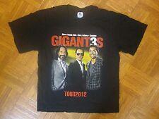 Gigant3s Gigantes Tour 2012 Marco Antonio Solis Marc Anthony  T Shirt M Medium