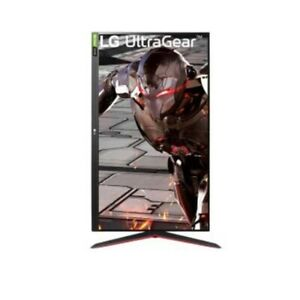 LG UltraGear 32GN550-B80 cm (32 Zoll) Gaming QHD LED Monitor PC Bildschirm 1ms