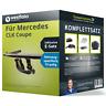 Anhängerkupplung WESTFALIA abnehmbar für MERCEDES CLK Coupe +E-Satz Kit