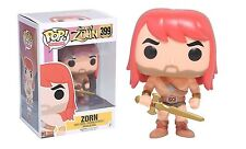 Son of Zorn classic Zorn with sword Pop! Funko television Vinyl Figure n° 399
