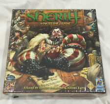 New Sheriff of Nottingham Board Game Sealed Dice Tower Essentials