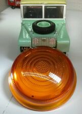Land Rover Series 1 2 2a OEM Lucas L488 Amber/Orange Indicator Light Glass Lens