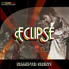 CORRUPTED SOCIETY - ECLIPSE [CD]