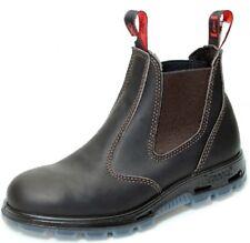Redback, USBOK, unisex safety Work-Boots mit Stahlkappe, Farbe: braun, Neu & OVP
