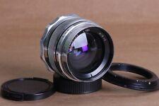 ⭐ Grand Prix Brussels ⭐ Mir 1 37mm f2.8 for Zenit, SLR, M42 + Adapter Nikon