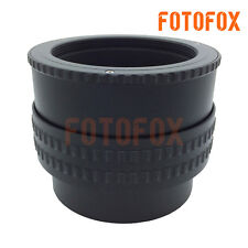 M52 to M42 Adjustable Focusing Helicoid Adapter 25-55mm Macro Extension Tube