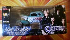 Queen rock band Racing Champions Hot Rockin' Steel Hot Rod 1:24