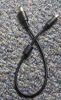 Sega Genesis 32X connector link patch cable for the model 1 system USA seller