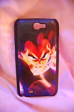 Samsung Galaxy Note 2 N7100  case Anime  Phone case Dragon Ball Z Vegeta