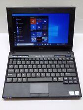 Dell Latitude 2110 Netbook Windows 10 Pro 500GB HD 2Gb RAM