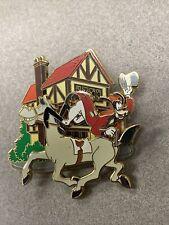 Disney Pin Le 1000 Goofy Horse Riding Journey Through Time Series