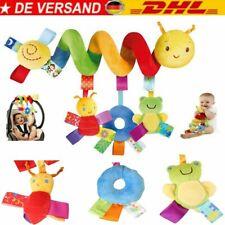 Kinder Baby Kinderwagenkette Spielzeug Krippe Rassel Spirale Greiflinge Mode Fun