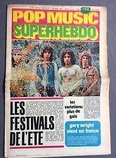 ►POP MUSIC N°66/1971 - VARIATIONS - BOB DYLAN - SYLVIE VARTAN - JACKSON FIVE