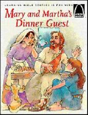 Mary and Martha's Dinner Guest by Swanee Ballman (1998, Hardcover)