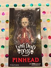 LIVING DEAD DOLLS RED PINHEAD BLOODY VARIANT PLEASE READ DESCRIPTION CAREFULLY