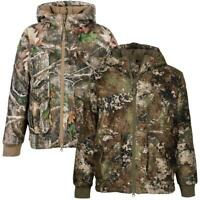Kids Stalker Youth Camouflage Padded Waterproof Camo Jacket