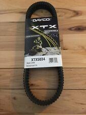 Dayco Snowmobile Drive Belt Xtx5034 Ski-Doo 1200 900 850 800 600 Renegade MXZ