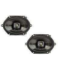 """Polk Audio DB572 DB+ 5""""x7"""" Coaxial Speakers With Marine Certification"""