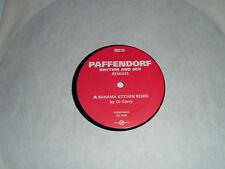 "PAFFENDORF - RHYTM AND SEX REMIXES 12"" GANG GO MUSIC GG 040R"