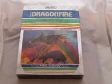 IMAGIC IM7603 Dragonfire  Video Game Cartridge for Mattel Intellivision System