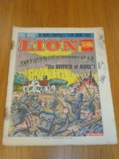 LION 30TH OCTOBER 1965 BRITISH WEEKLY COMIC FLEETWAY (A)^