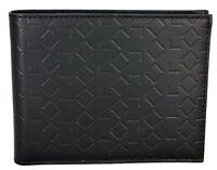 Portafoglio Alv by Alviero Martini Uomo Nero Wallet Men Black