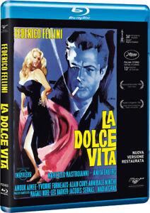LA DOLCE VITA - FEDERICO FELLINI - ITA - BLU-RAY