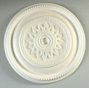 Polystyrene Ceiling Rose's - Lightweight East To Apply - 40 cm - 50 cm