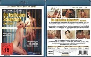 DIE TEUFLISCHEN SCHWESTERN  --- Blu-ray --- Klassiker --- Jess Franco --- Uncut