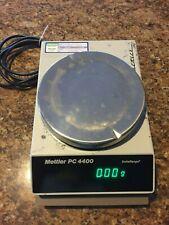 Mettler Digital Lab Scale Balance Analytical Pc 4400 Delta Range Maximum 4400g