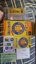 Super Mario Bros. 1,2,3,USA collection Nintendo Super Famicom Japan COMPLETE!