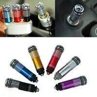 Hot 12V Mini Auto Car Fresh Air Ionic Purifier Oxygen Bar Ozone Ionizer Cleaner