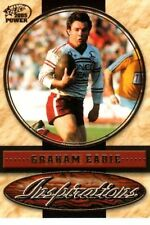 Serial Numbered Manly Sea Eagles NRL & Rugby League Trading Cards