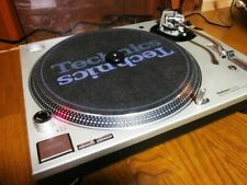 Technics SL1200 MK3D DJ Turntable Audio Record Player Tested Working Used