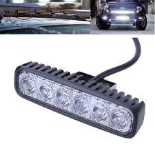 18W Weiß LED Arbeitsscheinwerfer Offroad Scheinwerfer Flutlicht IP67 12V 24V