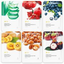 PF79 Sheet Masks Skin Care Fruit Facial Mask Moisturizing Oil Control